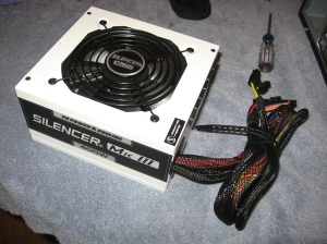 PC Power & Cooling SILENCER PSU