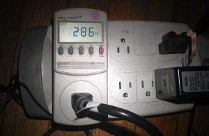 My Dirty Old P3 Kill A Watt Meter