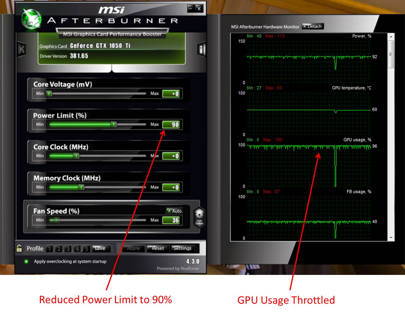 Folding@Home on the Nvidia GeForce GTX 1050 TI: Extended
