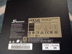 Seasonic Focus Gold Specs