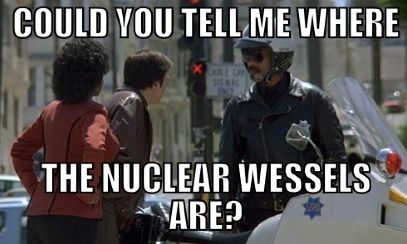 Nuclear Wessels Meme