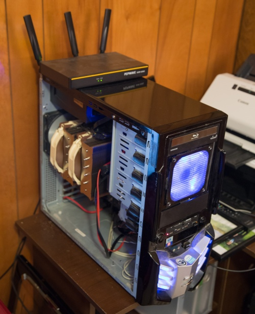 Sagitta Desktop