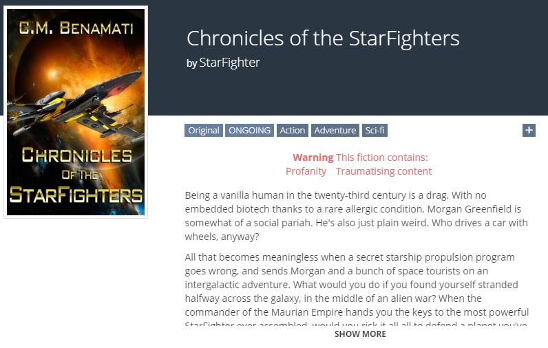 Starfighter Promo